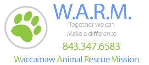 Waccamaw Animal Rescue Mission
